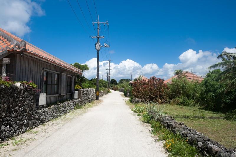 沖縄の集落