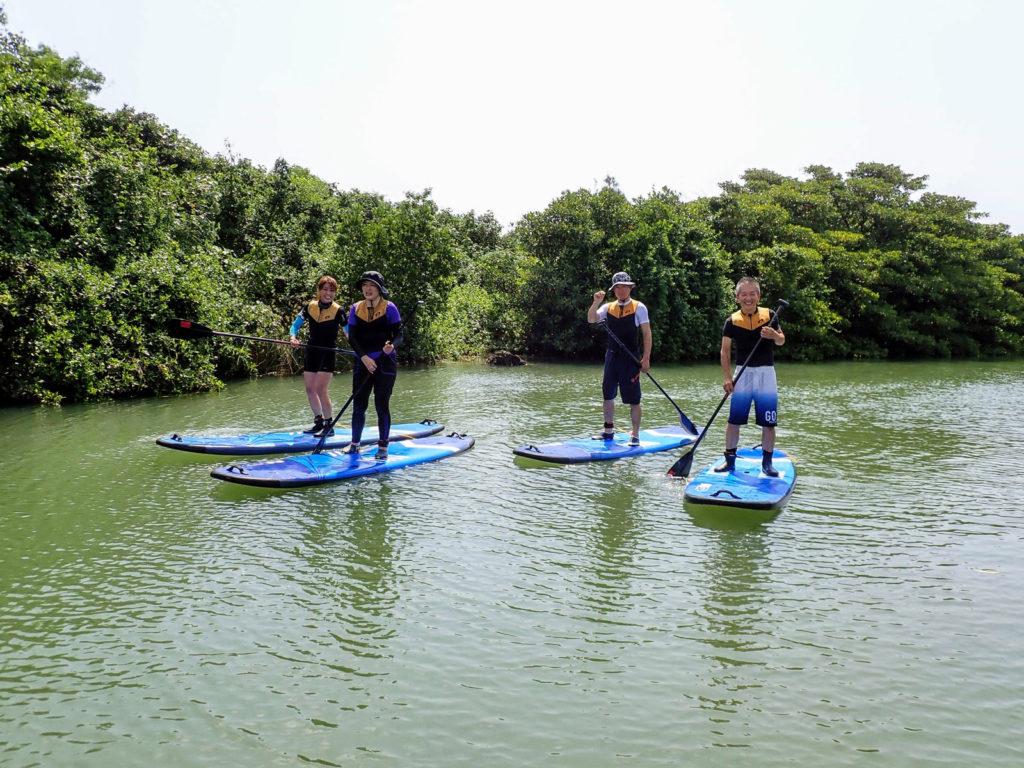 SUPを石垣島で体験するなら