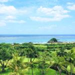 石垣島のばれ岬